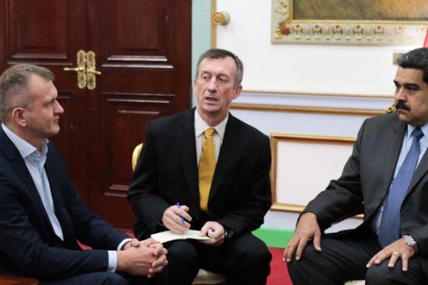 Time: Rusia ayudó en secreto a Venezuela para crear el petro