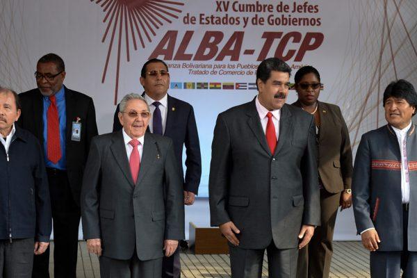 ALBA da apoyo a Maduro de cara a Cumbre de las Américas y polémicas elecciones