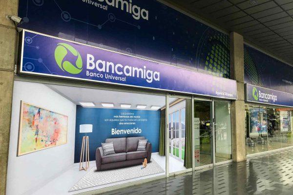 Cartera de créditos de Bancamiga subió 44,9% en septiembre