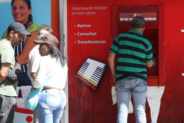 Banco del Tesoro instala 14 cajeros especiales para pago de pensiones