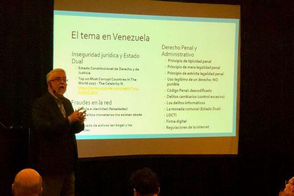 Venezuela carece de regulación suficiente para las criptomonedas