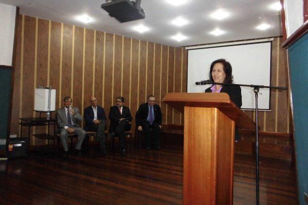 Haydée Salas nueva presidenta de la Cámara de Caracas