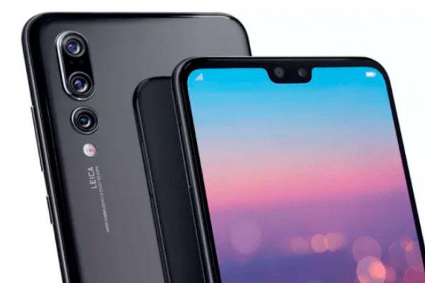 Huawei revela el primer celular de cámara triple