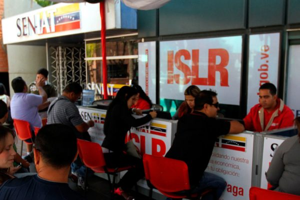 Primer pago del ISLR se puede hacer hasta el 2 de abril