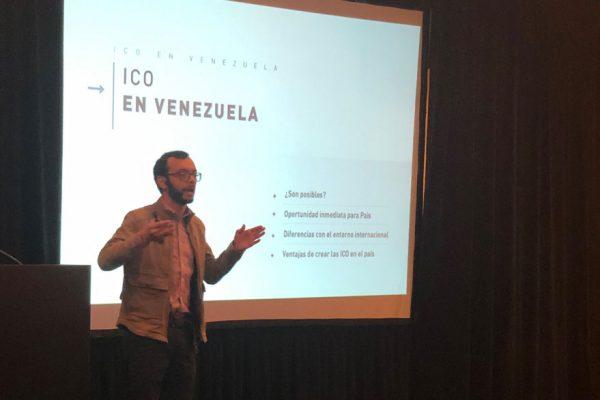 Gabriel Jiménez: Levantar fondos a través de las ICO es posible en Venezuela