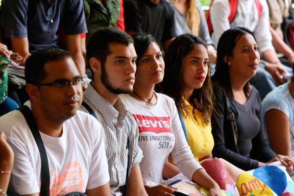 Unesco, Telefónica e Inces desarrollarán plan de empleo para jóvenes venezolanos