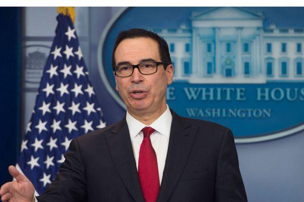 Secretario de Tesoro de EEUU señaló que las negociaciones con China fueron muy productivas