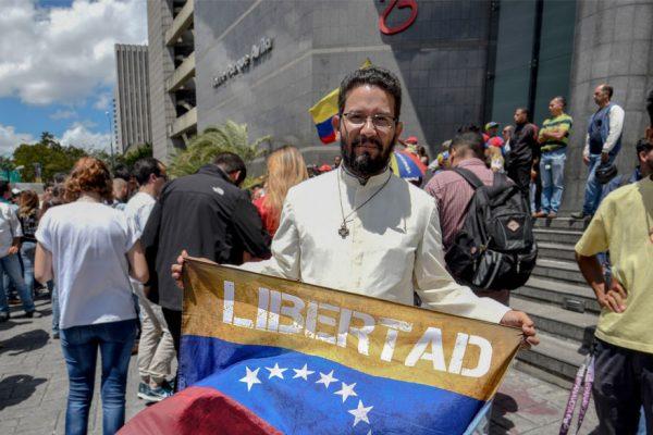 Oposición realizará concentraciones contra las presidenciales