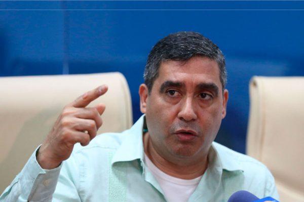 Arrestan en Caracas al ex ministro Miguel Rodríguez Torres
