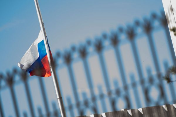 Más de 20.000 rusos marcharon en Moscú para pedir más democracia