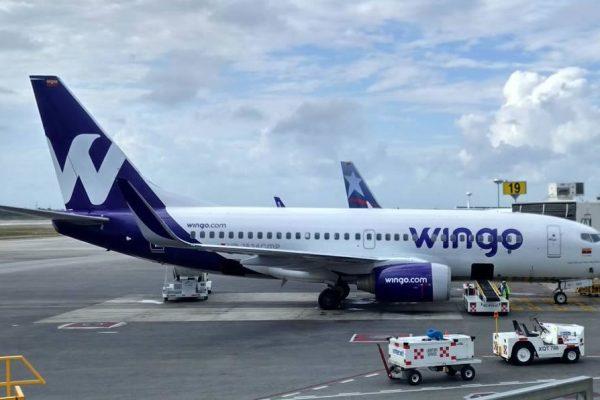 Aerolínea Wingo habilita método de pago en bolívares para pasajes a Bogotá
