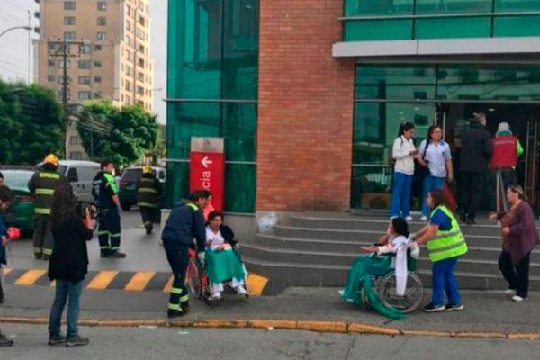 Explosión en clínica de Chile deja 3 muertos y 50 heridos