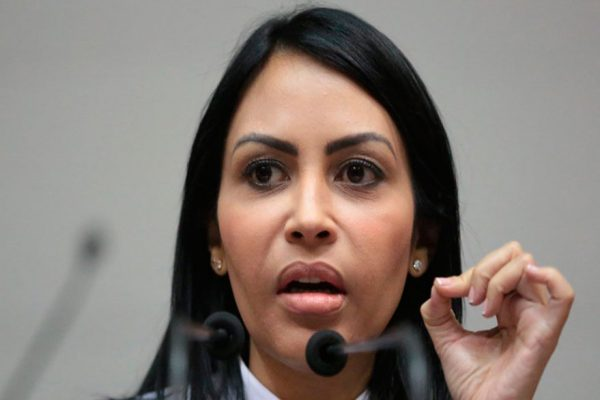 Delsa Solórzano: Maduro niega entrada a misión de Unión Interparlamentaria por pánico
