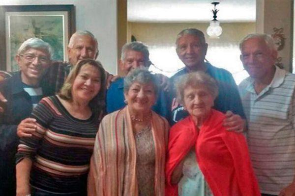 Otorgarán record Guinness de longevidad a familia venezolana
