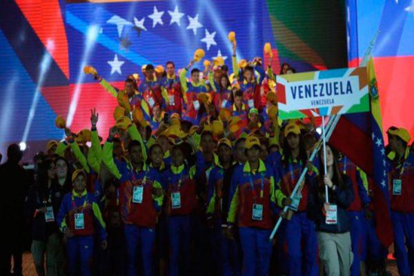 Venezuela será sede de los Juegos Bolivarianos 2021 en Valles del Tuy