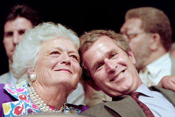 Murió Barbara Bush,ex primera dama de EEUU