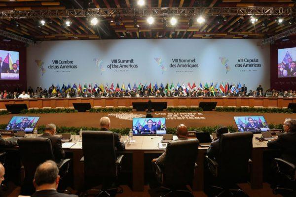 Cuba y Bolivia defienden a Maduro en la Cumbre de las Américas