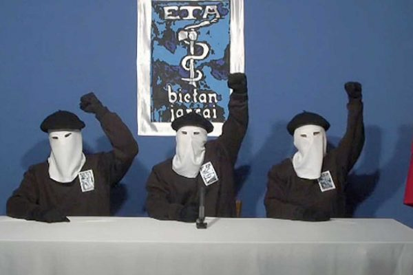 Grupo separatista vasco ETA anunciará en mayo su disolución definitiva