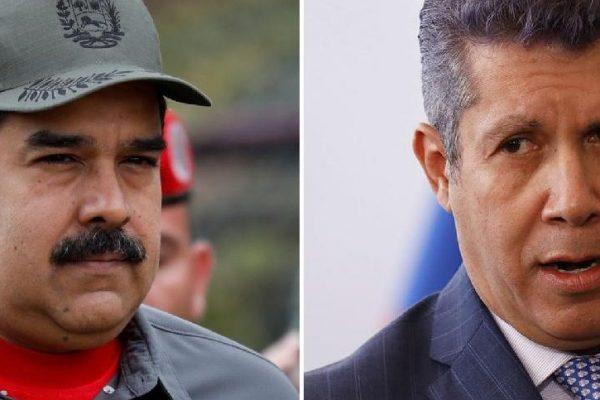 Datanálisis: Falcón aventaja a Maduro para elecciones del 20 de mayo