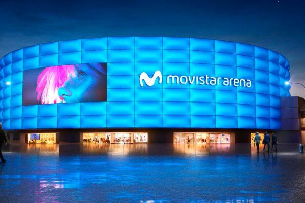Movistar Arena Bogotá abrirá este año tras invertir $25,8 millones