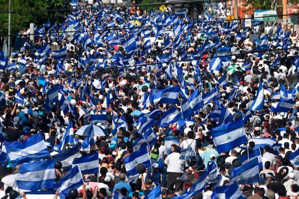 Protestas contra Ortega dejan sin empleo a 70.000 personas