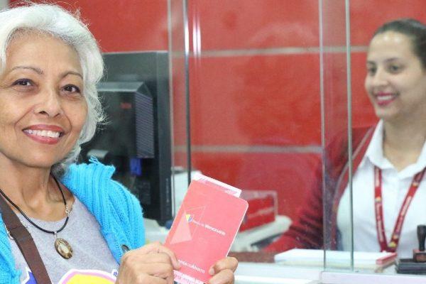 Banco de Venezuela atendió a 188.940 adultos mayores en jornadas especiales