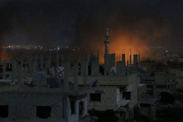 ¿Es el conflicto en Siria una guerra económica?