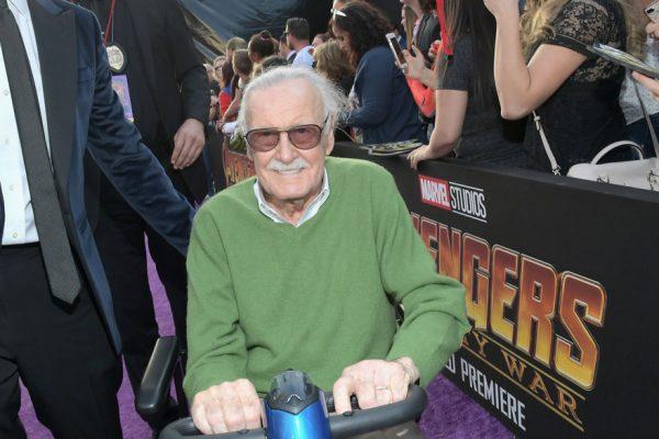 Stan Lee demandado por agresión sexual