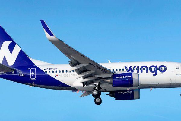 Wingo abre nuevas fechas para sus vuelos Caracas-Bogotá