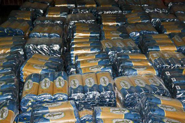 Incautaron más de 17 mil kilos de alimentos en Barquisimeto