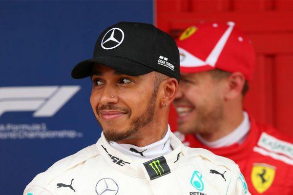 Hamilton conquistó el GP de España y consolidó su primera plaza del Mundial