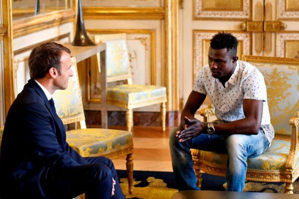 Francia nacionalizará a indocumentado que salvó a niño en París