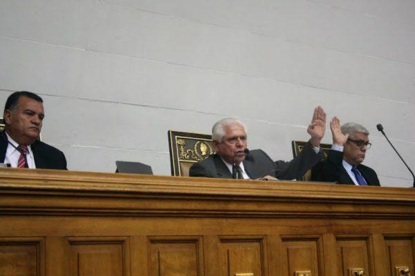 AN declara nulos suprapoderes de presidente de Pdvsa