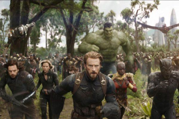 Avengers recauda $1.000 millones a escala global en 11 días
