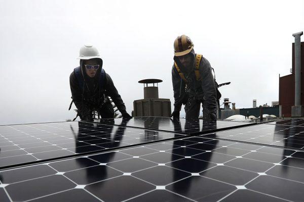 California exigirá que nuevos edificios funcionen con energía solar
