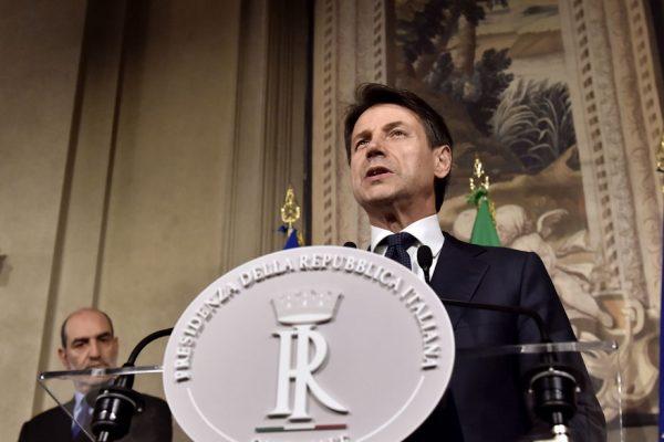 Italia será gobernada por primera vez por los populistas