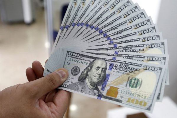 Dicom adjudicó $1 millón a un tipo de cambio de Bs 80.000