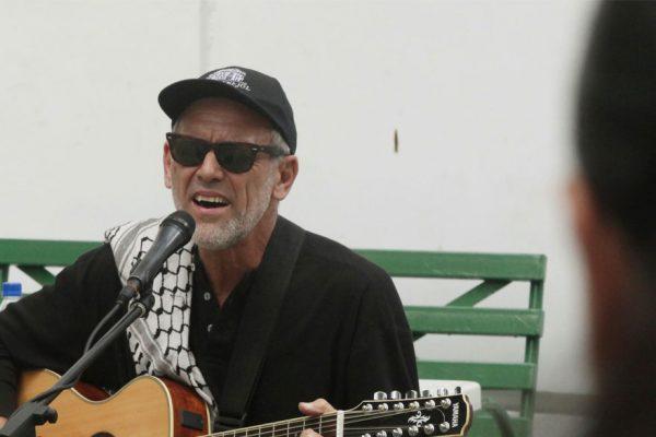Asesinaron en Caracas al cantante Evio Di Marzo