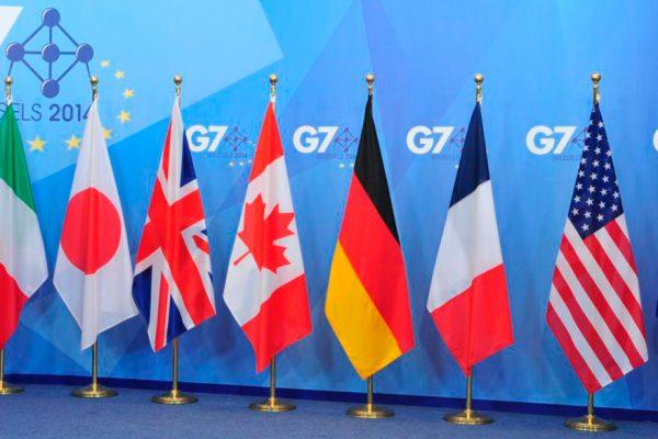 La cumbre de finanzas del G7 cerró con EEUU más aislado que nunca