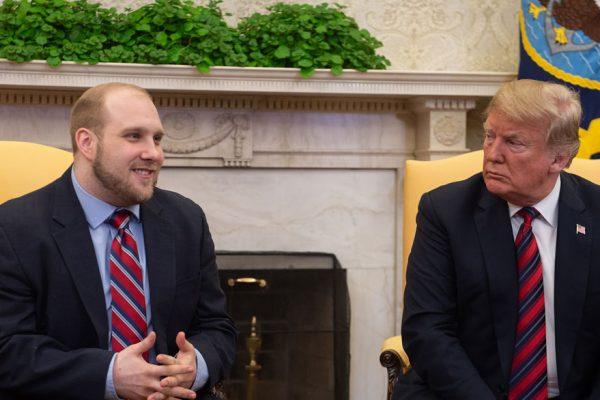 EEUU mantiene sanciones pese a liberación de Josua Holt