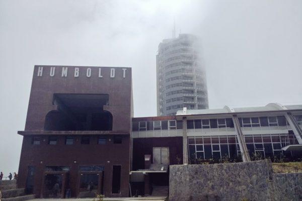 Maduro reinagura el Humboldt y cede administración a Marriott