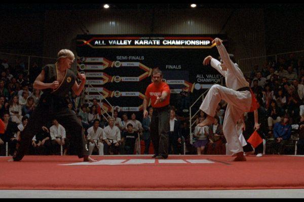 «Cobra Kai» devuelve la fiebre por «The Karate Kid» más de 30 años después