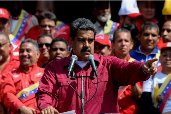 Maduro llama a EEUU a dialogar como lo hace con Kim Jong Un