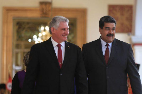 Venezuela y Cuba afinan nuevos convenios