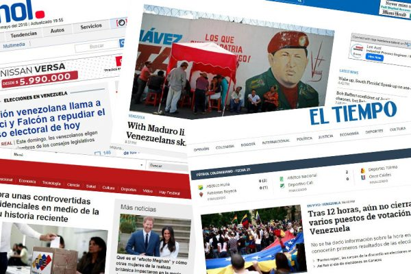Así reseñan los medios internacionales las elecciones presidenciales