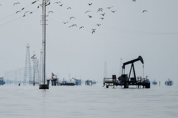 Producción petrolera venezolana cae a 1,137 millones de barriles en noviembre