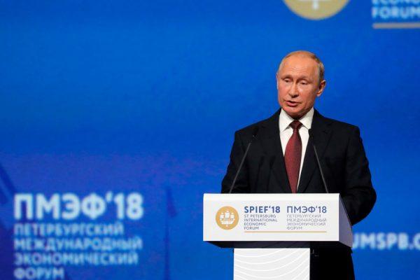 Segunda vacuna rusa contra #Covid19 estará lista en septiembre, según Putin