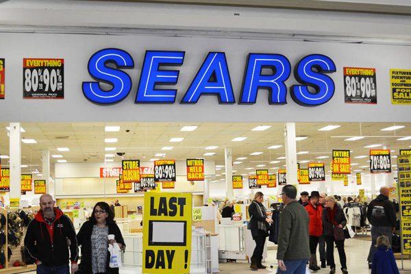 Sears comenzará a vender sus activos afectada por el comercio en línea