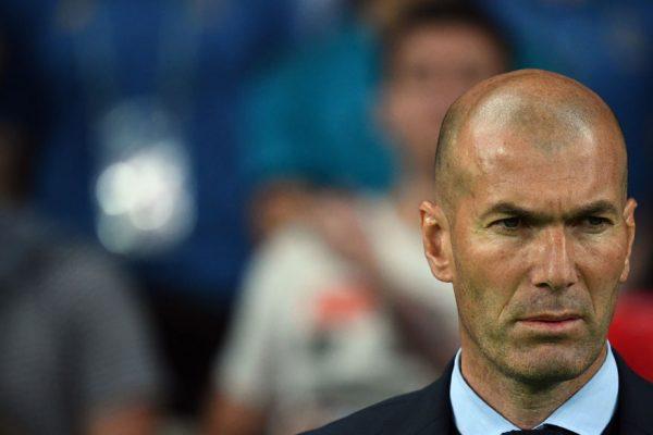 Zidane renuncia como técnico del Real Madrid