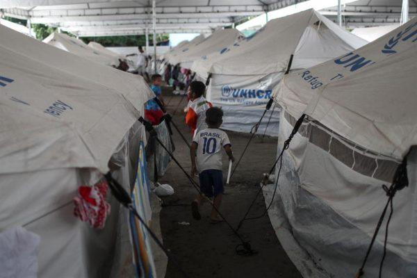 Venezolanos temen nuevos incidentes en frontera con Brasil